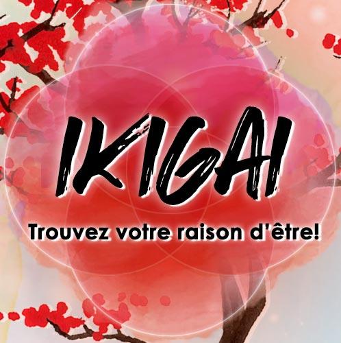 Trouvez son ikigaï, c'est trouver sa raison d'être!