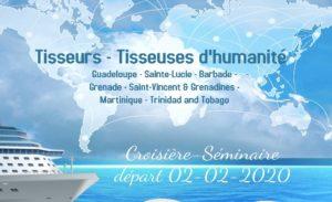 Croisière/Séminaire 02-02-2020 @ Guadeloupe