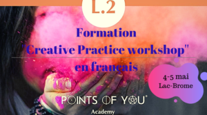 Formation L2 - Points of You @ Hotel Suite Lac-Brome